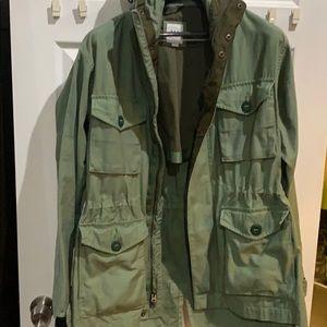 Gap fields jacket